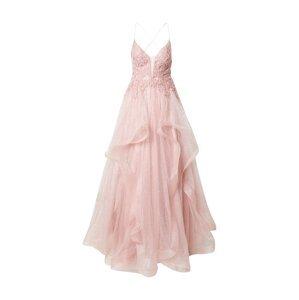 Unique Společenské šaty  pink