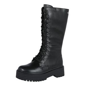 Refresh Šněrovací boty  černá