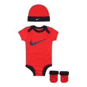 Nike Sportswear Sada  ohnivá červená / bílá / námořnická modř