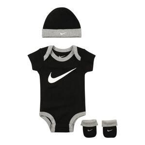 Nike Sportswear Sada  černá / bílá / šedý melír