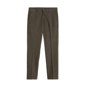 Boggi Milano Kalhoty s puky  tmavě šedá