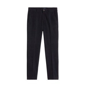 Boggi Milano Kalhoty s puky  noční modrá