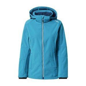 CMP Outdoorová bunda  nebeská modř
