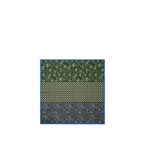 Boggi Milano Kapesníček  zelená / mix barev