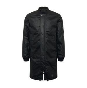 Brixtol Textiles Přechodný kabát  černá