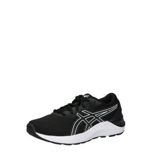 ASICS Sportovní boty  černá / bílá