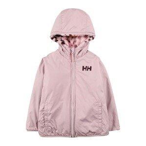 HELLY HANSEN Outdoorová bunda  růžová