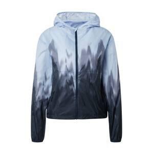 ASICS Sportovní bunda 'Kasane'  světlemodrá / marine modrá