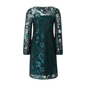 APART Koktejlové šaty  smaragdová
