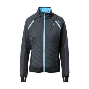 CMP Outdoorová bunda  tmavě šedá / modrá
