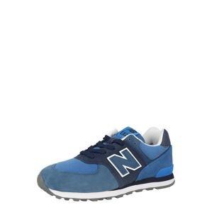 new balance Tenisky  indigo / chladná modrá / bílá