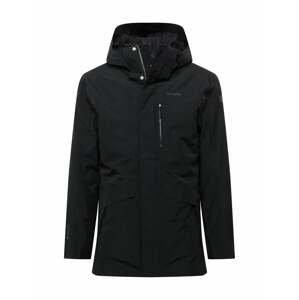 Schöffel Outdoorová bunda 'Warschau'  černá