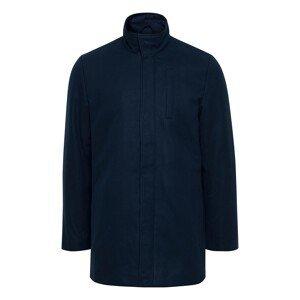BLEND Přechodný kabát  námořnická modř