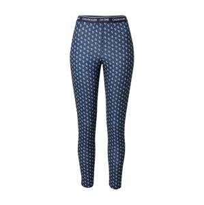 Calvin Klein Underwear Pyžamové kalhoty 'One'  modrá / marine modrá / bílá