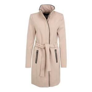 Vero Moda Tall Přechodný kabát 'Classbessy'  krémová / pastelově oranžová