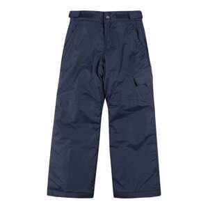 COLUMBIA Outodoor kalhoty 'Ice Slope II'  tmavě modrá