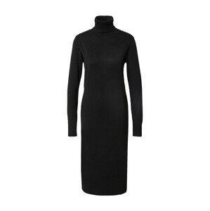 SAINT TROPEZ Šaty 'Mila'  černá