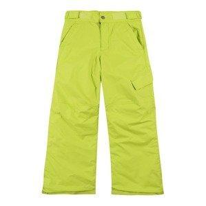 COLUMBIA Outodoor kalhoty 'Ice Slope II'  rákos