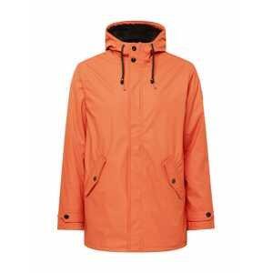 Derbe Přechodná bunda 'Trekholm'  oranžově červená