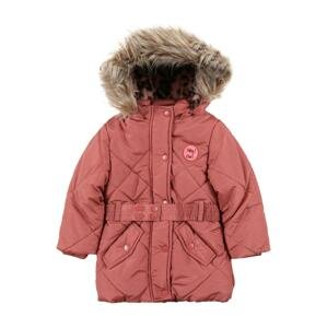 STACCATO Zimní bunda  pastelově červená / růže