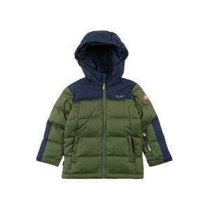 TROLLKIDS Zimní bunda 'Narvik'  námořnická modř / khaki