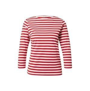 Marimekko Tričko 'ILMA'  bílá / červená