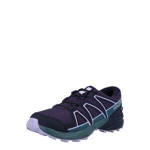SALOMON Sportovní boty 'SPEEDCROSS'  tmavě fialová / lenvandulová / petrolejová