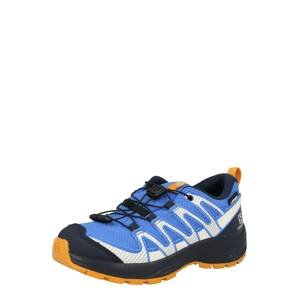 SALOMON Sportovní boty  námořnická modř / světlemodrá / bílá