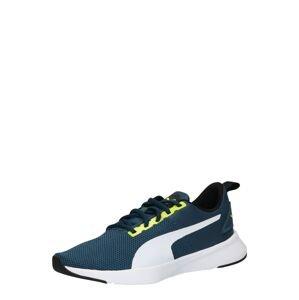 PUMA Tenisky 'Flyer Runner'  tmavě modrá / žlutá