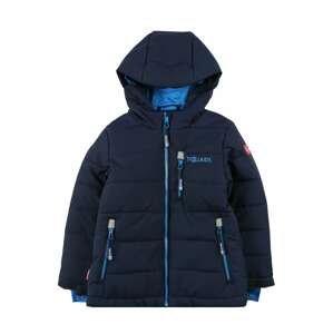 TROLLKIDS Outdoorová bunda  námořnická modř / modrá