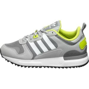 ADIDAS ORIGINALS Tenisky  tmavě šedá / bílá / světle zelená