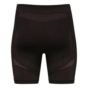 Hummel Sportovní kalhoty  černá / mix barev