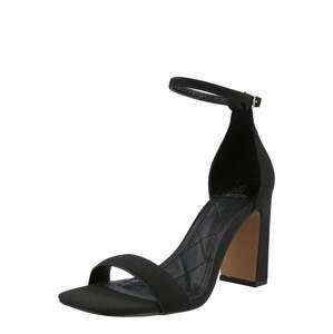 CALL IT SPRING Páskové sandály 'KLOE'  černá