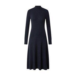 Lauren Ralph Lauren Úpletové šaty  námořnická modř