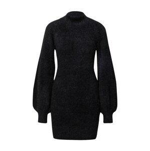 Bardot Úpletové šaty 'BELL'  černá