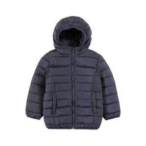 ABOUT YOU Přechodná bunda 'Kasumi Jacket'  tmavě modrá