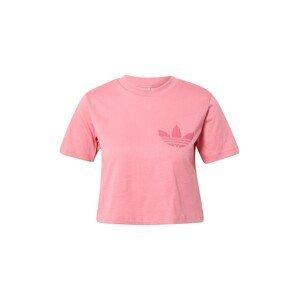 ADIDAS ORIGINALS Tričko  světle růžová