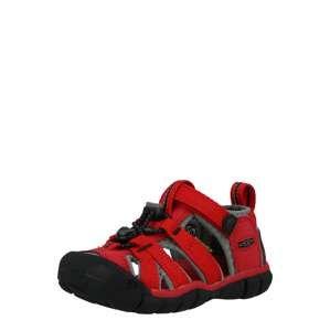 KEEN Sandály 'SEACAMP II CNX'  červená