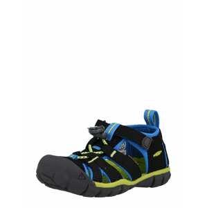 KEEN Sandály 'SEACAMP II CNX'  černá