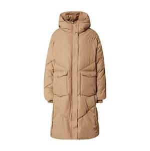 NÜMPH Zimní kabát 'BETRI'  béžová