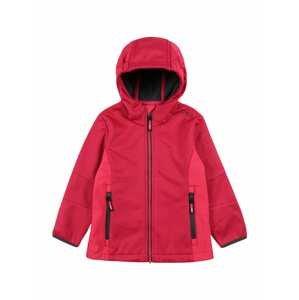 CMP Funkční bunda  červená