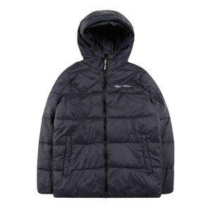 Marc O'Polo Junior Zimní bunda  tmavě modrá