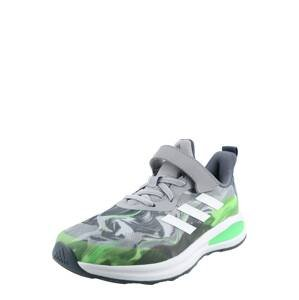 ADIDAS PERFORMANCE Sportovní boty  světle šedá / šedá / kiwi / bílá