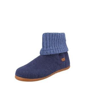 RICHTER Pantofle  tmavě modrá / modrá