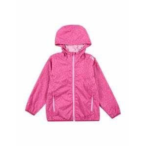CMP Přechodná bunda  růžová / tmavě růžová