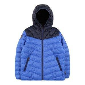 NAPAPIJRI Přechodná bunda 'AERONS'  modrá / tmavě modrá