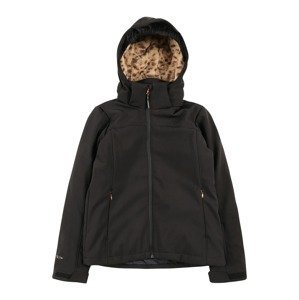 Brunotti Kids Outdoorová bunda 'Ariesta'  černá