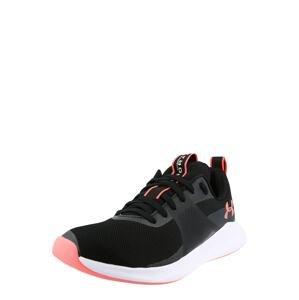 UNDER ARMOUR Běžecká obuv 'Aurora'  černá / lososová / bílá