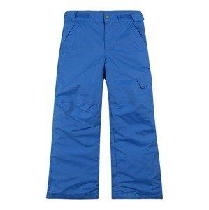 COLUMBIA Outodoor kalhoty 'Ice Slope II'  modrá