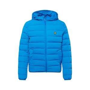 Lyle & Scott Přechodná bunda  nebeská modř / žlutá / černá